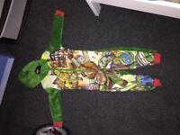 Ninja turtle onesie