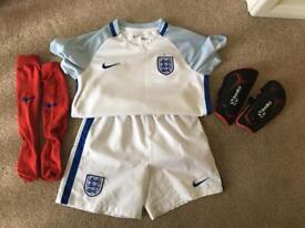 Boys England kit