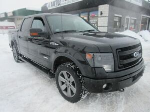 2013 Ford F-150 FX4 (4x4, Navi, Leather, Camera, Sensors, ect)