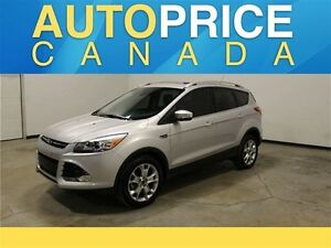 2016 Ford Escape Titanium Titanium|PANOROOF|NAVI|LEATHER