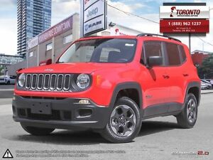 2016 Jeep Renegade ***SPORT***4X4***NICELY EQUIPPED***
