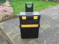 ZAG HEAVY DUTY TOOLBOX WITH WHEELS
