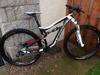 Lapierre Zesty TR 329 Full suspension Mountain Bike