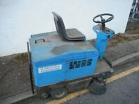 Euroclean Electrolux ride on floor polisher Spares repairs no batteries