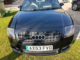 Audi Quattro V6 3.2 Petrol Automatic