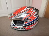 Lazer MX-5 Crockard Replica MX helmet Off Road Motorcycle Helmet / Mountain Bike / MTB