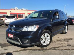 2011 Dodge Journey SXT**V6**ALLOY WHEELS**4.3 INCH TOUCHSCREEN**