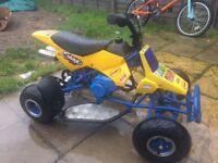 Fast mini moto quad50cc