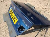 BMW E46 SALOON BOOT LID