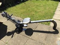 Rowing machine in good condition for sale. £50ono. Pick-up or may deliver, depending on location.