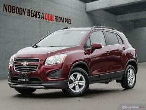 2016 Chevrolet Trax LT*NEW Brakes*NO Accidents*Sunroof*Ultra Cle