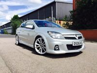 2006/06REG VAUXHALL ASTRA VXR, Full Black Leather, Heated Seats, Sat Nav,