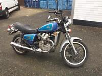 1979 Honda CX500C Custom classic motorcycle