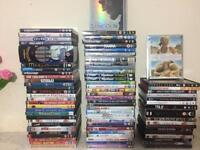 Movie DVD's on sale. Offer me.