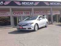 2012 Honda Civic EX-L AUT0 NAVI LEATHER SUNROOF 96K