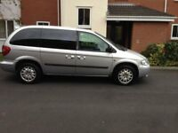 CHRYSLER VOYAGER GRD SE2.5 7 SEATS ONE OWNER