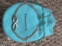 Tiffany&Co Infinity bracelet