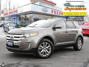 2012 Ford Edge Limited **Leather**