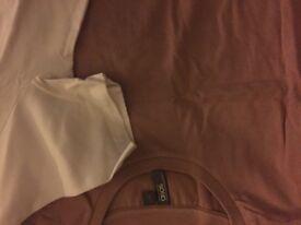 Pack of 3 ASOS longline slim fit Tshirts