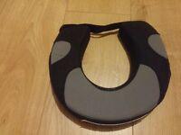 Motocross neck brace / roll