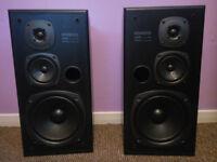 KENWOOD LS-97 110W Hi-Fi Speakers
