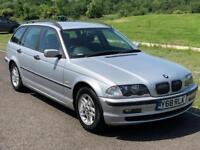 BMW 320D SE Estate,Diesel,only 110k Miles,very Clean,Service History