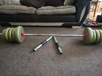 York weights set