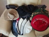 Load Of Various Sun Hats