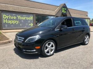 2014 Mercedes-Benz B-Class 250 SPORTS TOURER / LEATHERETTE/  SUN