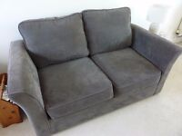 JOHN LEWIS BED SETTEE IN PRISTINE CONDITION UNMARKED