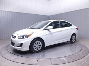 2015 Hyundai Accent GL A/C AUTOMATIQUE BANCS CHAUFFANTS