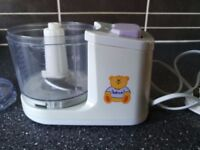 Baby Food Blender by Bruin, great little item for small weaning size portions.