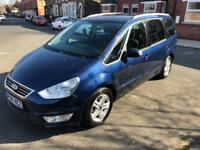 Ford galaxy 2.0 tdci Zetec 7 seater