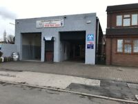 Mot station for sale due to retirement