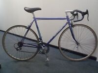 Peugeot Mondiale 14 - Classic French Road Bike - Reynolds 525 Steel Frame - Exage 500 GX Groupset