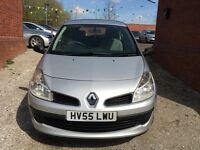 Renault Clio 1.5 dCi Expression 3dr ONLY £30 A YEAR ROAD TAX