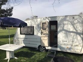 Caravan Swift Corniche, Unbelievable Condition, Inc Motor Mover, Fully Equipped and Ready to Use