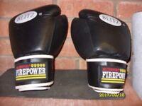 blitz 16 oz boxing gloves