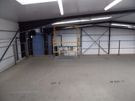 MEZZANINE FLOOR 12M X 8M WITH STAIRS REDUCED!!( STORAGE , PALLET RACKING )