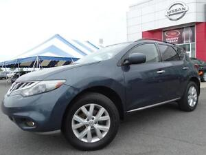 2011 Nissan Murano SV/TOIT PANORAMIQUE/TRACTION INTÉGRALE