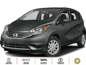 2016 Nissan Versa Note 1.6 SV BLUETOOTH! CRUISE CONTROL! REMO...