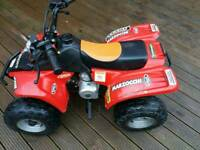 Kazuma 50cc quadbike may swap