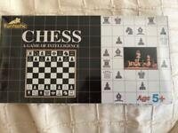 Chess Game. New & Sealed