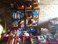 Car boot items job lot