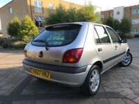 FORD FIESTA WITH YEARS MOT LOW MILAGE 95k cheap little car