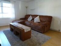 Unfurnished second floor flat