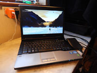 "Perfect condition superfast Fujitsu 14"" 3rd gen i5 laptop with SSD. 8GB DDR3 RAM. USB 3.0. Bluetooth"