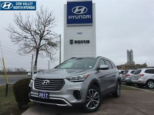 2017 Hyundai Santa Fe XL FWD V6 ENGINE, HEATED SEATS