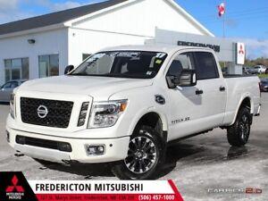 2017 Nissan Titan XD PRO-4X Diesel REDUCED   CREW   DIESEL  ...