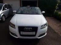 Audi A3 Cabriolet 1.2 TFSi Full Leather, S Line Wheels, Low Miles, FSH